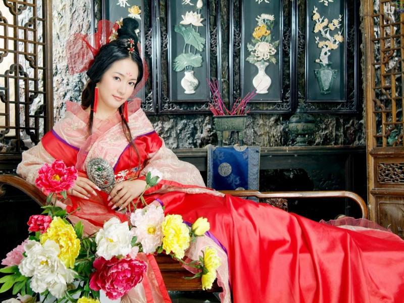古装美女桌面壁纸下载壁纸 古装美女桌面壁纸