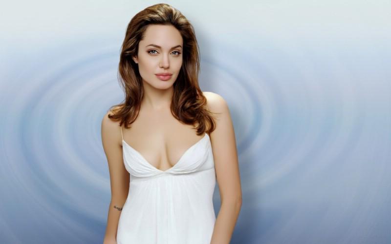 好莱坞女星高清合辑 一 Angelina Jolie 安吉丽娜