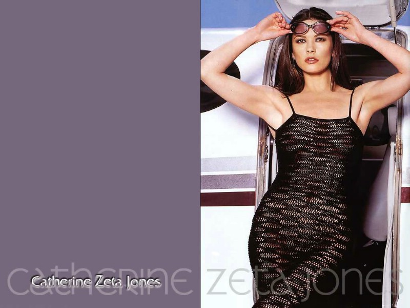 好莱坞女星 凯瑟琳 泽塔 琼斯 Catherine Zeta J