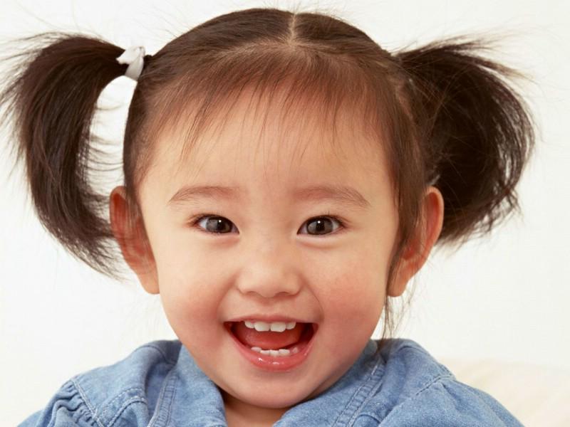 最可爱的明星孩子