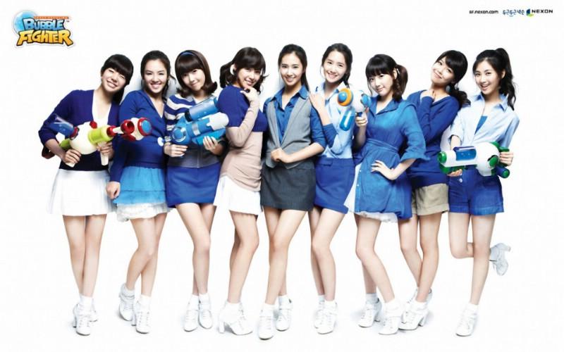 韩国美女组壁纸
