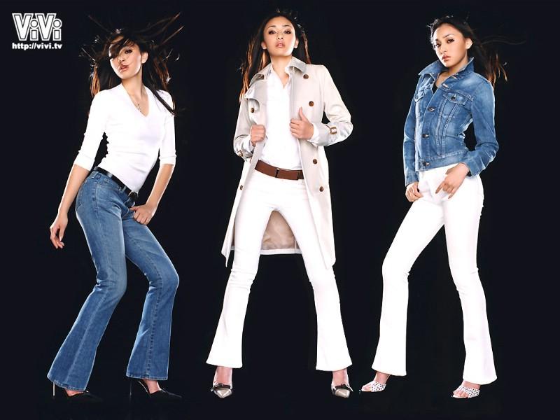 VIVI美女模特桌面壁纸壁纸 VIVI美女模特桌面壁