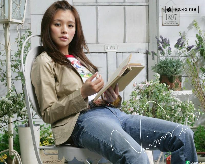徐若瑄 vivian hsu 壁纸33壁纸 徐若瑄 vivian hsu
