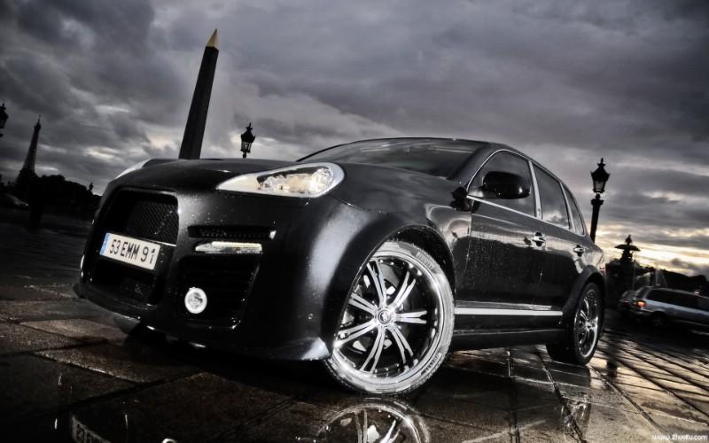 米博帕雷特炎魔壁纸图片 汽车壁纸 汽车图片素材 桌面壁纸高清图片