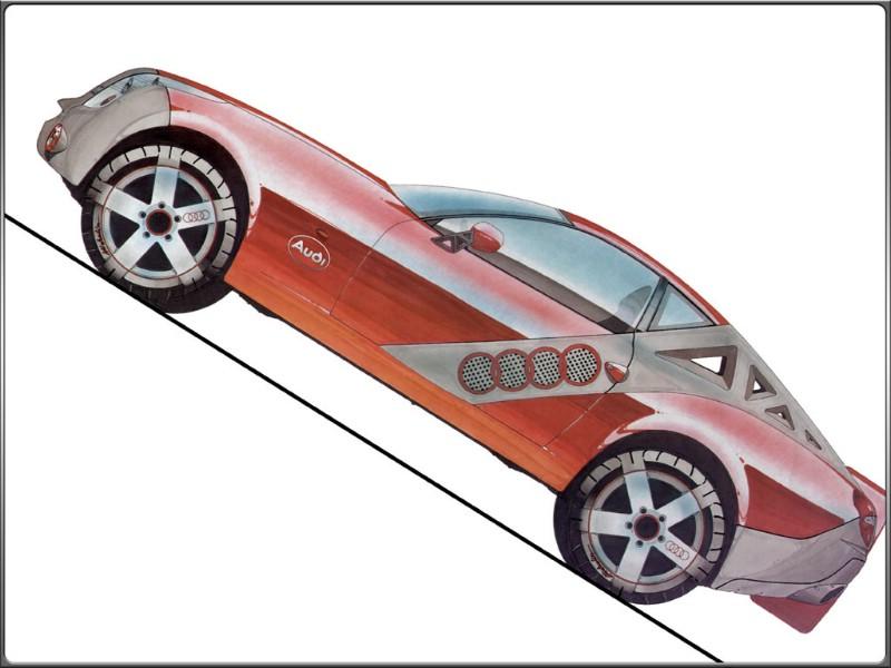 概念汽车设计图 1 8 概念汽车设计6 概念汽车设计6