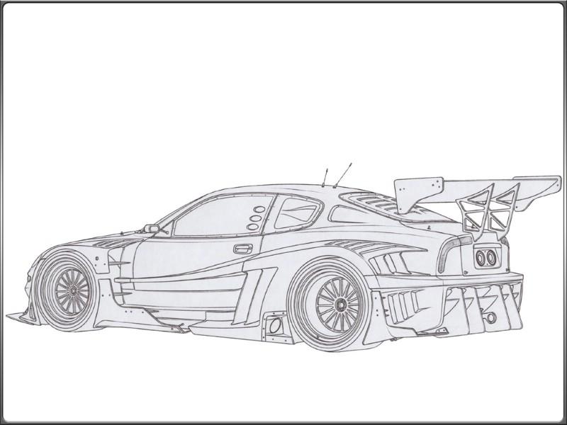 photoshop 概念汽车设计 概念汽车设计图片 concept car design deskt