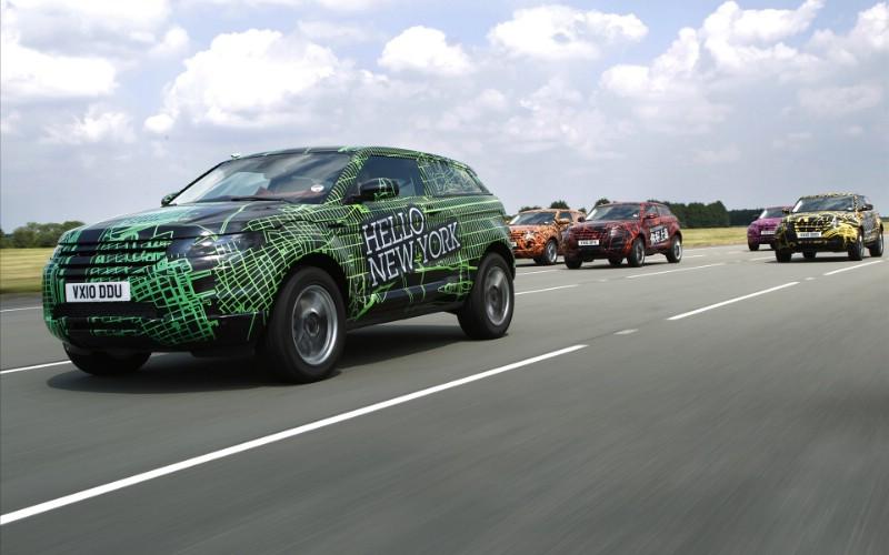 Range Rover Evoque 路虎揽胜 2011 壁纸7壁纸 Range Rove壁纸 Range Rove图片 Range Rove素材 汽车壁纸 汽车图库 汽车图片素材桌面壁纸