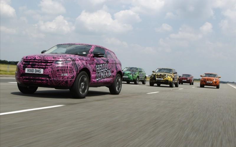 Range Rover Evoque 路虎揽胜 2011 壁纸11壁纸 Range Rove壁纸 Range Rove图片 Range Rove素材 汽车壁纸 汽车图库 汽车图片素材桌面壁纸