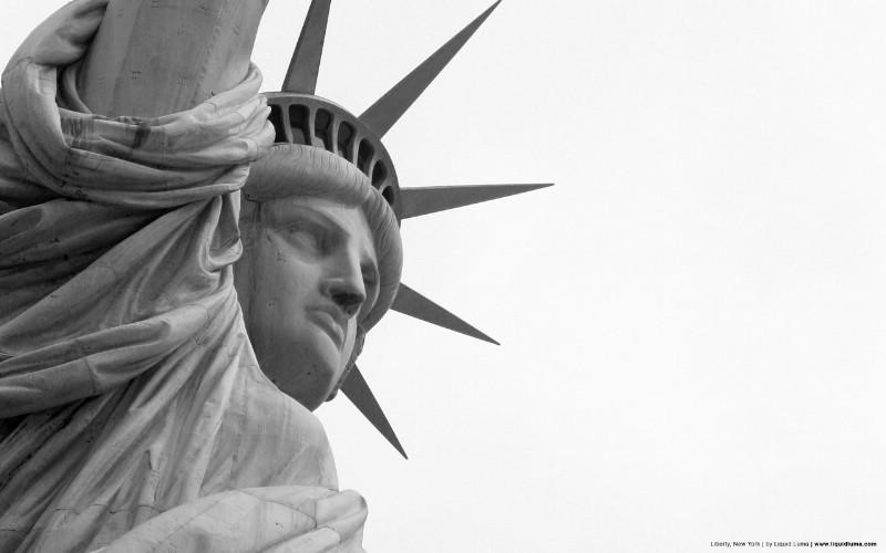 纯粹的光影美学 人文建筑黑白摄影壁纸 Liberty New York 纽约自由女神像桌面壁纸壁纸 纯粹的光影美学人文建筑黑白摄影壁纸壁纸 纯粹的光影美学人文建筑黑白摄影壁纸图片 纯粹的光影美学人文建筑黑白摄影壁纸素材 人文壁纸 人文图库 人文图片素材桌面壁纸