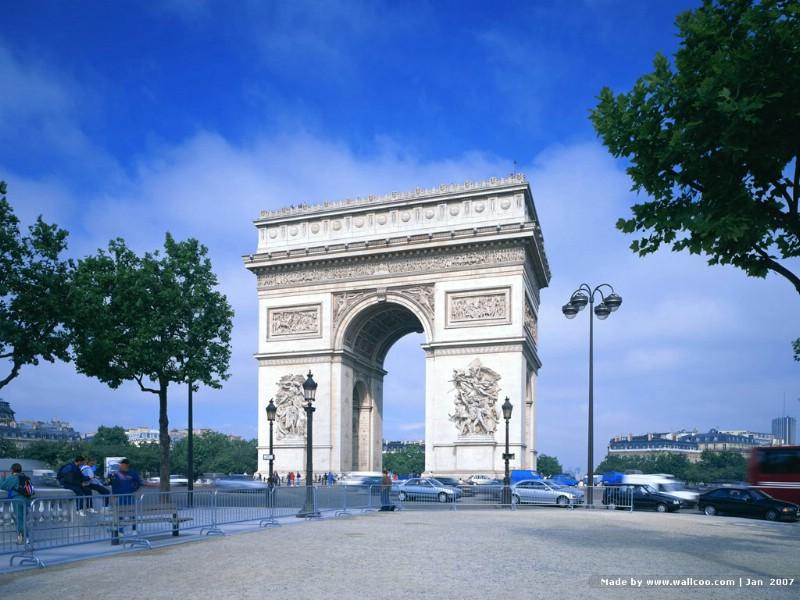 法国风情画 50张 法国凯旋门图片France Travel Arch of Triumph France壁纸 法国风情画壁纸 法国风情画图片 法国风情画素材 人文壁纸 人文图库 人文图片素材桌面壁纸
