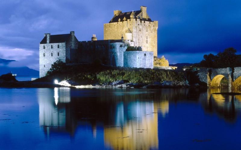 苏格兰 伊莲豆纳城堡 朵娜堡 壁纸壁纸 文化之旅地理人文景观一壁纸 文化之旅地理人文景观一图片 文化之旅地理人文景观一素材 人文壁纸 人文图库 人文图片素材桌面壁纸