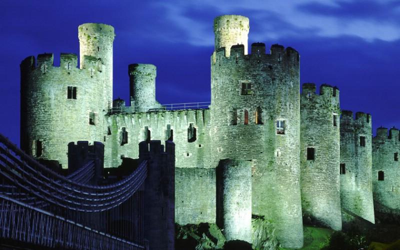 英国威尔士 世界文化遗产康威城堡壁纸壁纸 文化之旅地理人文景观一壁纸 文化之旅地理人文景观一图片 文化之旅地理人文景观一素材 人文壁纸 人文图库 人文图片素材桌面壁纸