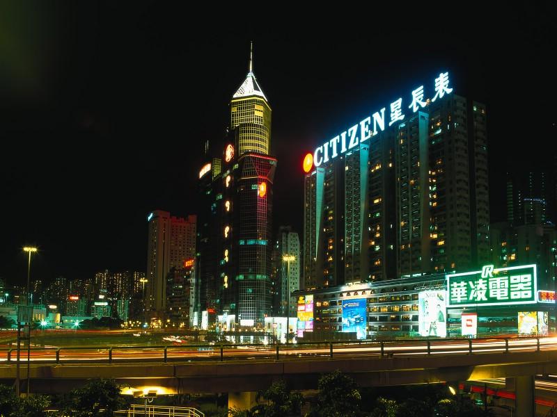 香港2天1晚游海洋公园