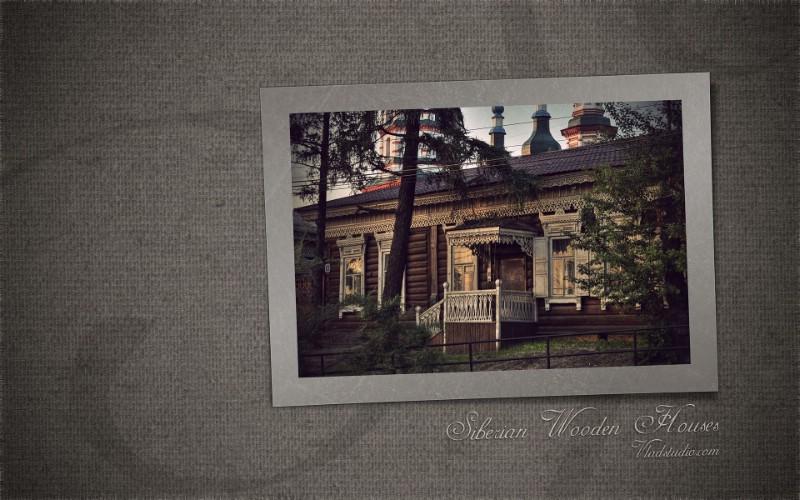 异国情调 西伯利亚的木房子壁纸 一 1920 1200 Siberian wooden houses Wallpaper壁纸 西伯利亚风情古老的木房子一壁纸 西伯利亚风情古老的木房子一图片 西伯利亚风情古老的木房子一素材 人文壁纸 人文图库 人文图片素材桌面壁纸
