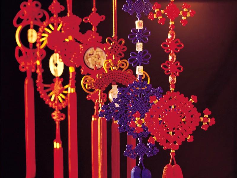 中国结 壁纸10壁纸 中国结壁纸图片 设计壁纸 设计图片素材 桌面壁纸