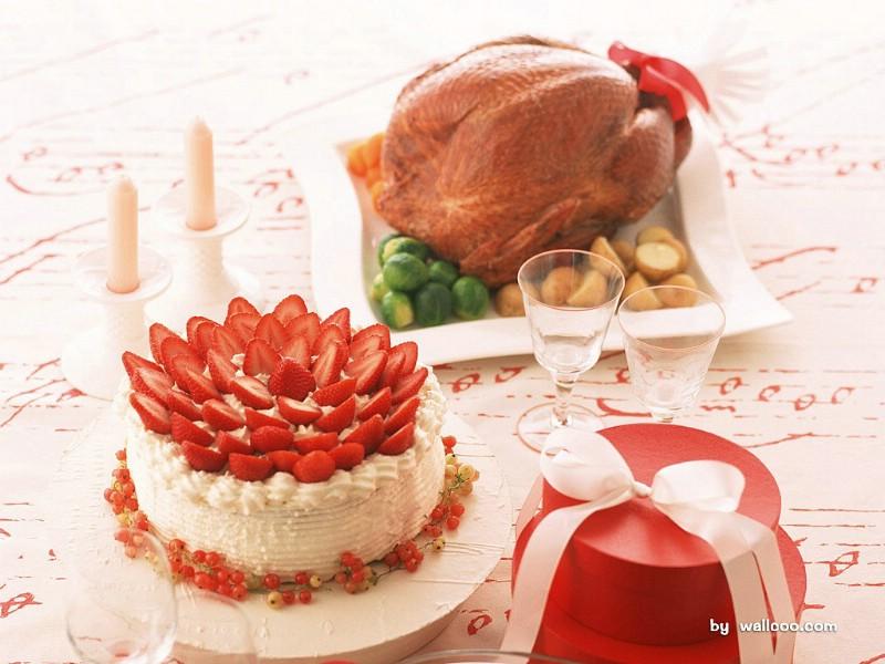 蛋糕美食一庆祝主题甜点草莓图片壁纸stock美食安宁昆明清真图片