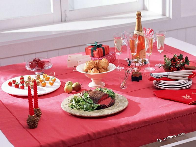 甜点甜品一庆祝美食圣诞节主题图片壁纸Sto哪里有美食循化图片