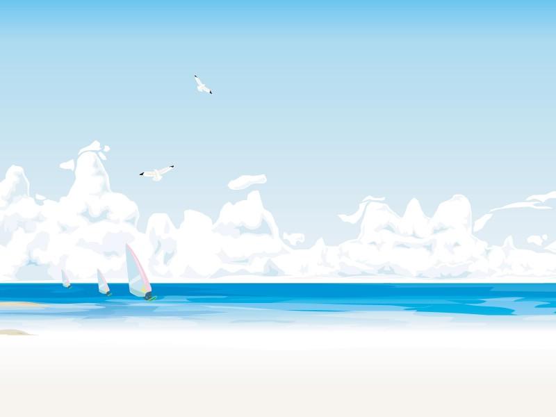 矢量夏日海滩 1 16壁纸 矢量风光 矢量夏日海滩 第一辑壁纸 矢量风光 矢量夏日海滩 第一辑图片 矢量风光 矢量夏日海滩 第一辑素材 矢量壁纸 矢量图库 矢量图片素材桌面壁纸