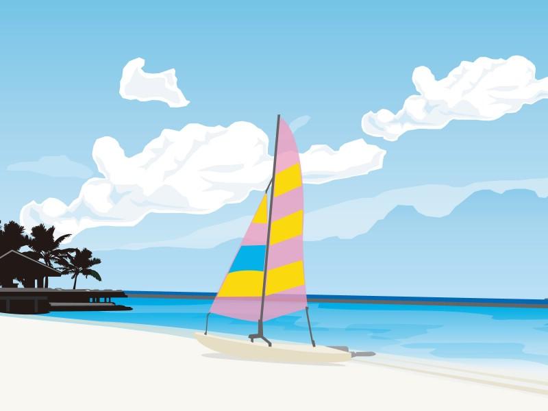 矢量夏日海滩 1 10壁纸 矢量风光 矢量夏日海滩 第一辑壁纸 矢量风光 矢量夏日海滩 第一辑图片 矢量风光 矢量夏日海滩 第一辑素材 矢量壁纸 矢量图库 矢量图片素材桌面壁纸