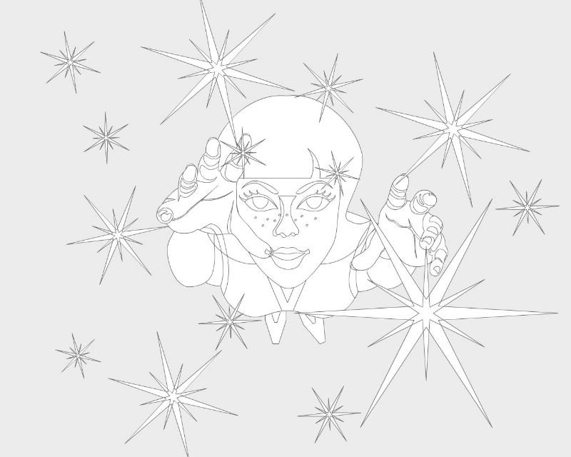 矢量黑白线描 2 9壁纸 矢量黑白线描壁纸 矢量黑白线描图片 矢量黑白线描素材 矢量壁纸 矢量图库 矢量图片素材桌面壁纸
