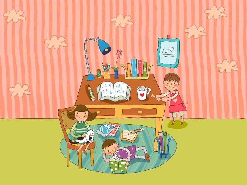 矢量简笔卡通 6 13壁纸 矢量简笔卡通壁纸 矢量简笔卡通图片 矢量简笔卡通素材 矢量壁纸 矢量图库 矢量图片素材桌面壁纸
