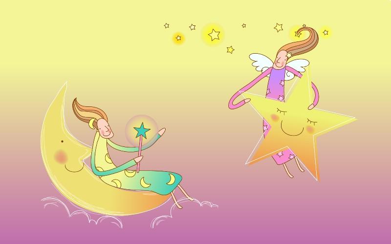 矢量卡通精灵 2 19壁纸 矢量卡通精灵壁纸 矢量卡通精灵图片 矢量卡通精灵素材 矢量壁纸 矢量图库 矢量图片素材桌面壁纸
