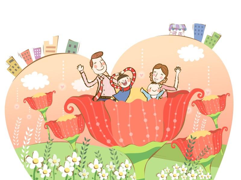 幸福家庭 1 17壁纸 矢量卡通 幸福家庭 第一辑壁纸 矢量卡通 幸福家庭 第一辑图片 矢量卡通 幸福家庭 第一辑素材 矢量壁纸 矢量图库 矢量图片素材桌面壁纸