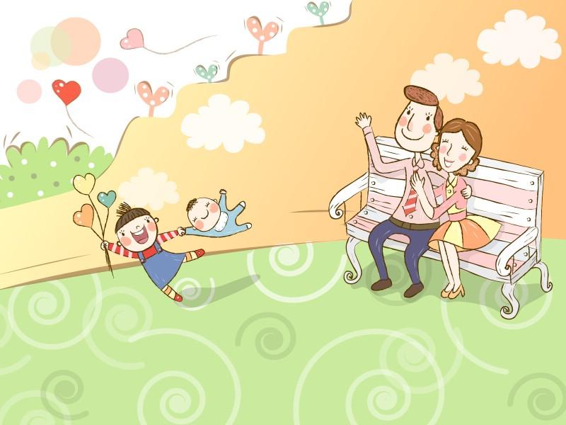 幸福家庭 1 11壁纸 矢量卡通 幸福家庭 第一辑壁纸 矢量卡通 幸福家庭 第一辑图片 矢量卡通 幸福家庭 第一辑素材 矢量壁纸 矢量图库 矢量图片素材桌面壁纸