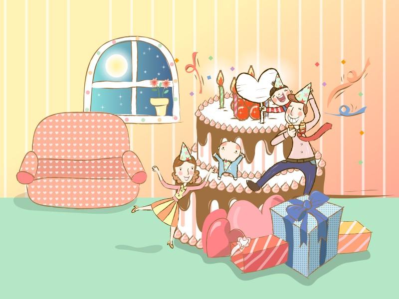 幸福家庭 1 10壁纸 矢量卡通 幸福家庭 第一辑壁纸 矢量卡通 幸福家庭 第一辑图片 矢量卡通 幸福家庭 第一辑素材 矢量壁纸 矢量图库 矢量图片素材桌面壁纸