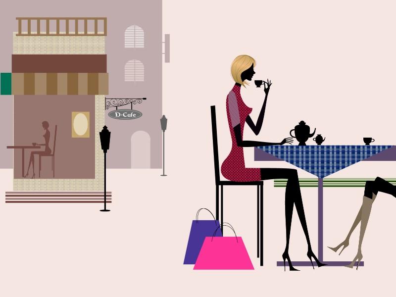 矢量时尚女孩 3 16壁纸 矢量时尚女孩壁纸 矢量时尚女孩图片 矢量时尚女孩素材 矢量壁纸 矢量图库 矢量图片素材桌面壁纸