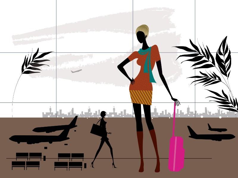 矢量时尚女孩 3 11壁纸 矢量时尚女孩壁纸 矢量时尚女孩图片 矢量时尚女孩素材 矢量壁纸 矢量图库 矢量图片素材桌面壁纸