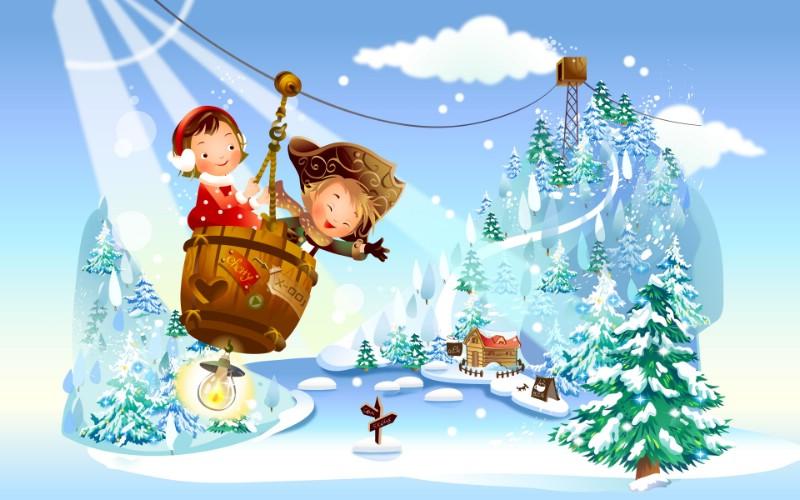 矢量童话 2 16壁纸 矢量童话壁纸 矢量童话图片 矢量童话素材 矢量壁纸 矢量图库 矢量图片素材桌面壁纸
