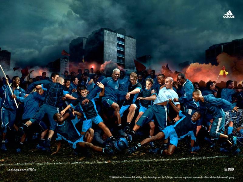 adidas阿迪达斯足球系列壁纸 壁纸49