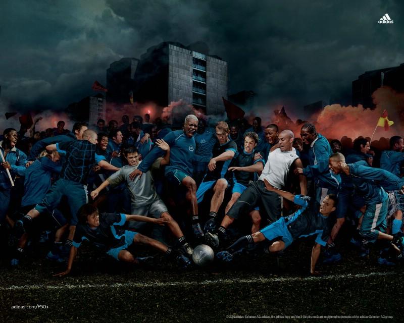 adidas阿迪达斯足球系列壁纸 壁纸42