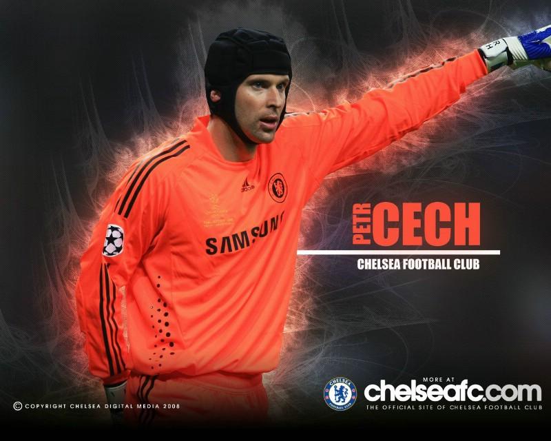 英超联赛球队 官方Chelsea 切尔西壁纸 Cech桌面壁纸壁纸,...