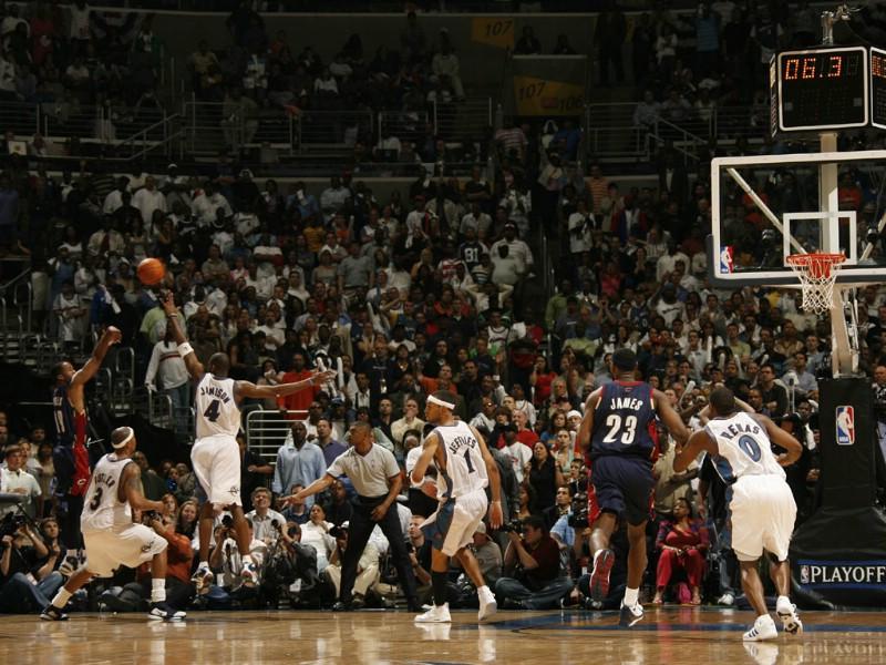 NBA壁纸 骑士队NO 19 达蒙 琼斯壁纸 Damon Jones ...