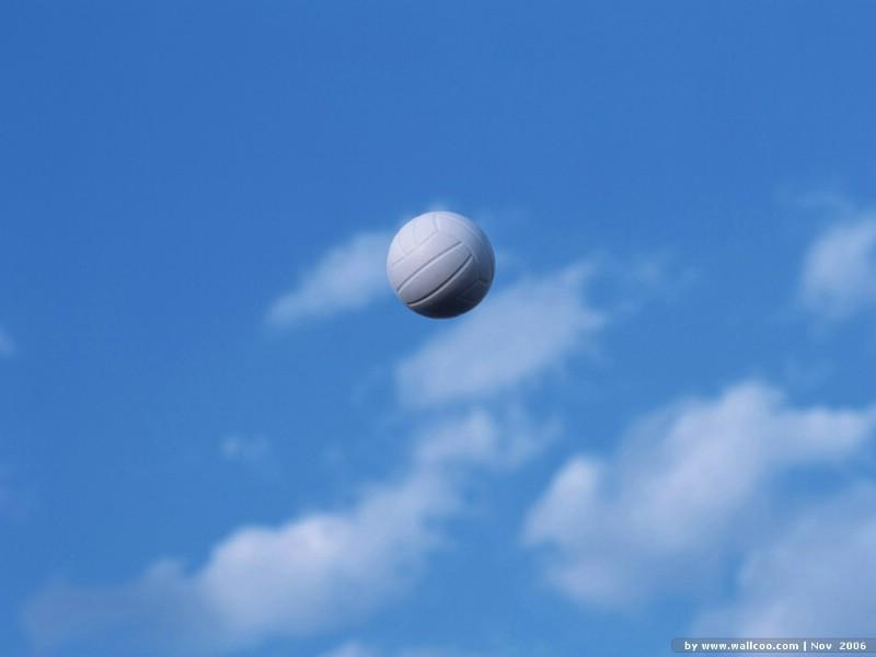 球类-排球图片 volleyball wallpaper、排球的图片,排球壁纸,
