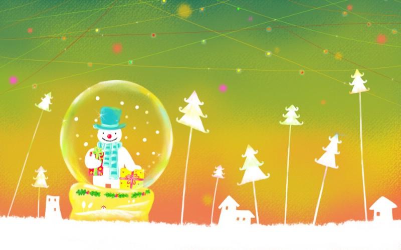 可爱温馨圣诞插画宽屏壁纸 壁纸2壁纸 可爱温馨圣诞插画宽屏壁纸 可爱温馨圣诞插画宽屏图片 可爱温馨圣诞插画宽屏素材 系统壁纸 系统图库 系统图片素材桌面壁纸