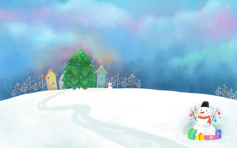 可爱温馨圣诞插画宽屏壁纸 壁纸6壁纸 可爱温馨圣诞插画宽屏壁纸 可爱温馨圣诞插画宽屏图片 可爱温馨圣诞插画宽屏素材 系统壁纸 系统图库 系统图片素材桌面壁纸