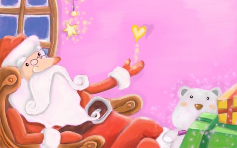 可爱温馨圣诞插画宽屏壁纸 壁纸8壁纸 可爱温馨圣诞插画宽屏壁纸 可爱温馨圣诞插画宽屏图片 可爱温馨圣诞插画宽屏素材 系统壁纸 系统图库 系统图片素材桌面壁纸