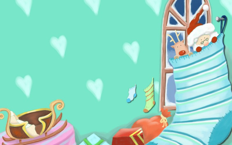 可爱温馨圣诞插画宽屏壁纸 壁纸10壁纸 可爱温馨圣诞插画宽屏壁纸 可爱温馨圣诞插画宽屏图片 可爱温馨圣诞插画宽屏素材 系统壁纸 系统图库 系统图片素材桌面壁纸