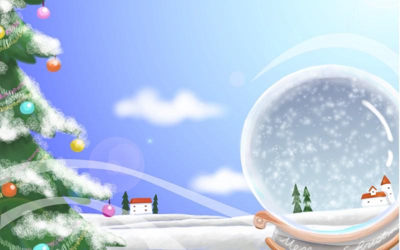 可爱温馨圣诞插画宽屏壁纸 壁纸11壁纸 可爱温馨圣诞插画宽屏壁纸 可爱温馨圣诞插画宽屏图片 可爱温馨圣诞插画宽屏素材 系统壁纸 系统图库 系统图片素材桌面壁纸