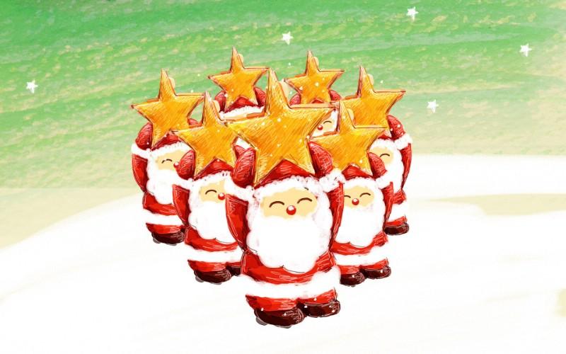 可爱温馨圣诞插画宽屏壁纸 壁纸21壁纸 可爱温馨圣诞插画宽屏壁纸 可爱温馨圣诞插画宽屏图片 可爱温馨圣诞插画宽屏素材 系统壁纸 系统图库 系统图片素材桌面壁纸