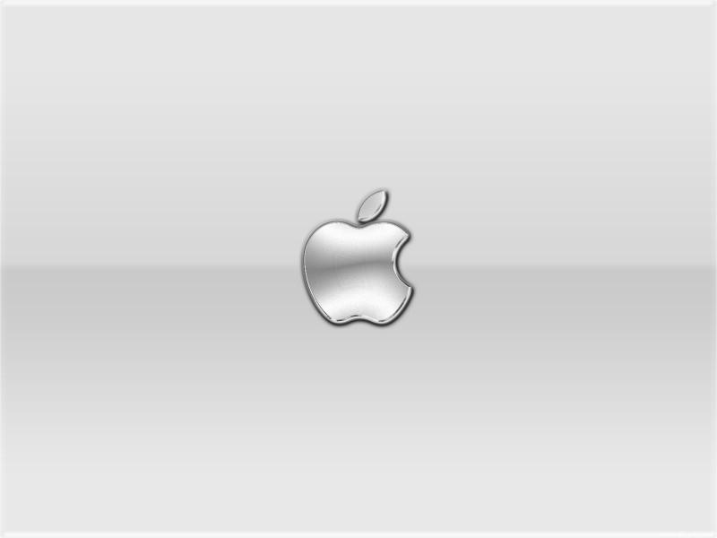 超大 苹果 笔记本 桌面 桌面 墙纸 素材