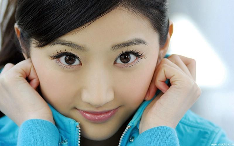 中国美女景甜宽屏 壁纸18壁纸