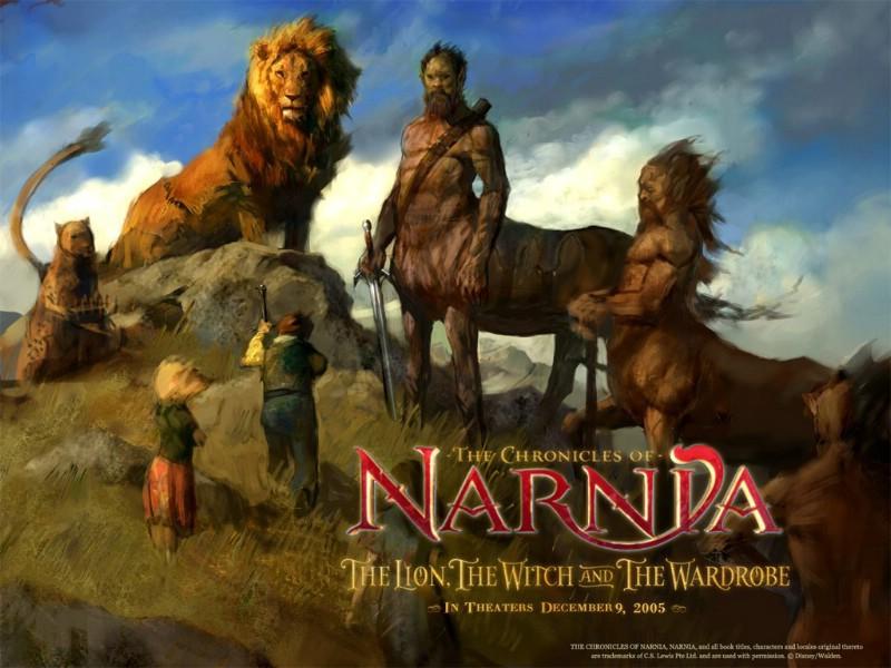 影视控不能错过的原著之 纳尼亚传奇 全7本 英文版 可下...