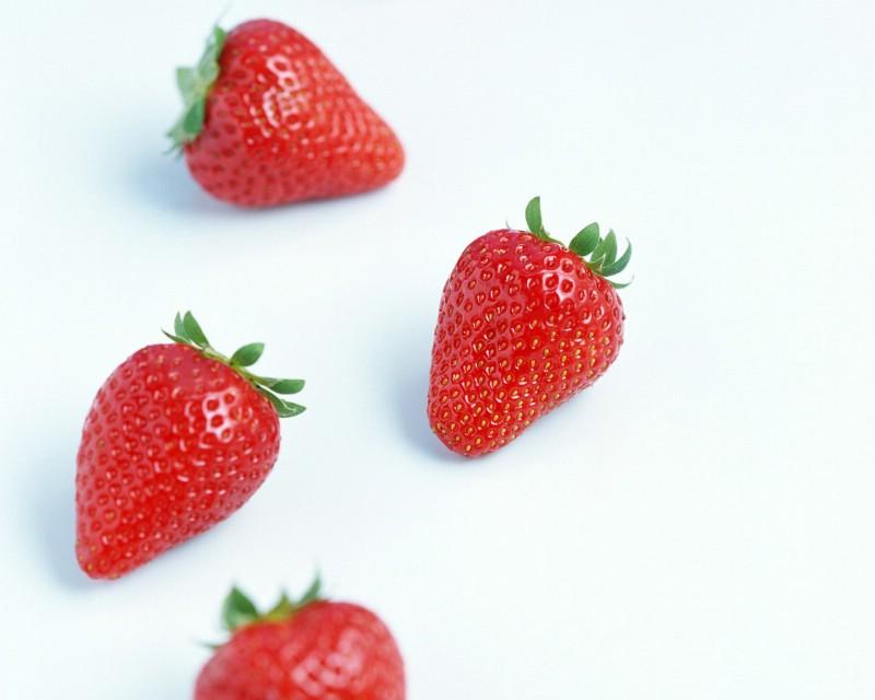 植物草莓美味美味,壁纸壁纸壁纸壁纸图片-美食锦州草莓火车站锦州附近图片